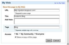 Yahoo MyWeb 2.0 003
