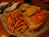 Bubba Gump Dinner