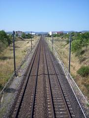 LA voie ferrée ardéchoise