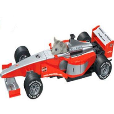 The Racing Hamster