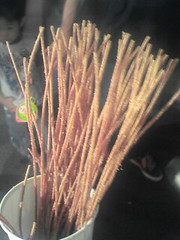 スパゲッティの棒なのでスパボーなのかな?