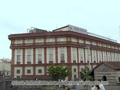 Predio colonial em Intramuros