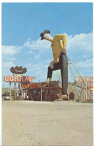 Un imponente Tex Randall
