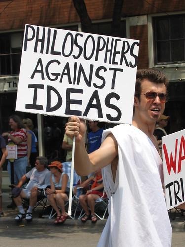 Philosophers Against Ideas