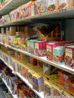 Spicy Adventure - Endless Row of Indian Spices