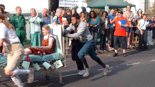 Bed Race | by Dominic's pics