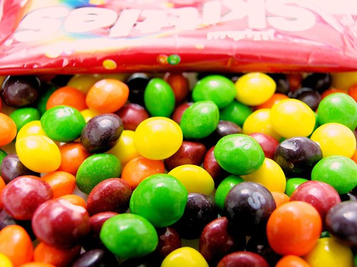Skittles | by :: Suwaif ::