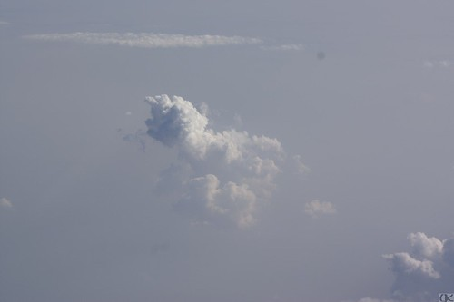 clouds airplane ck cksquare ckkumar flightck
