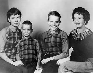 Family Portrait - Montreal 1963 | by Mikey G Ottawa