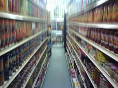 grocery aisle | by Consumerist Dot Com
