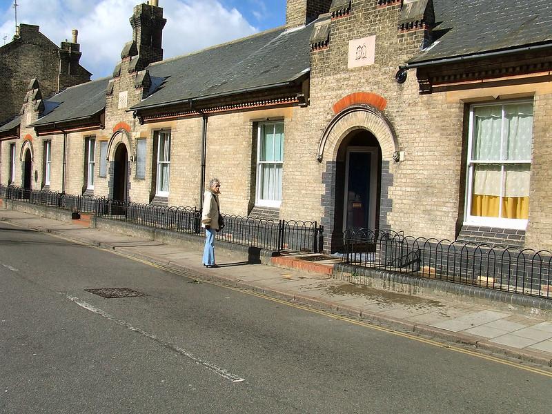 Alms Houses: Cambridge UK