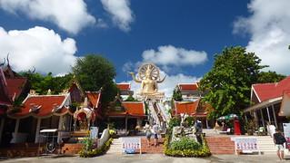 Koh Samui Wat Phrayai   by soma-samui.com