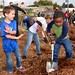 2016 - 01 G4G MLK Day of Service Mt Hope Community Garden