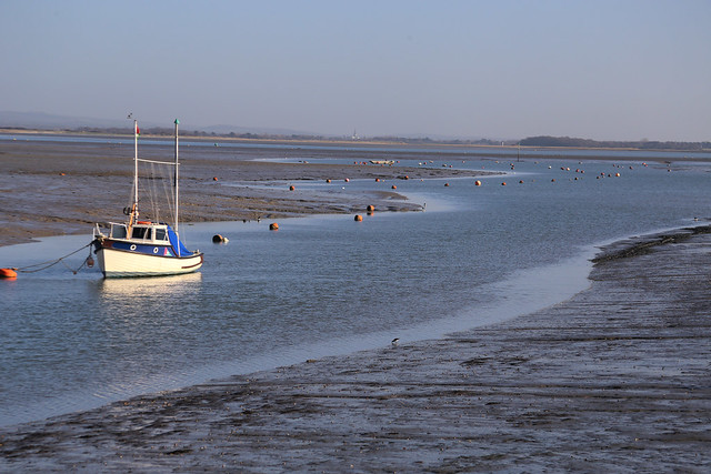 Chichester Harbour from Hayling Island