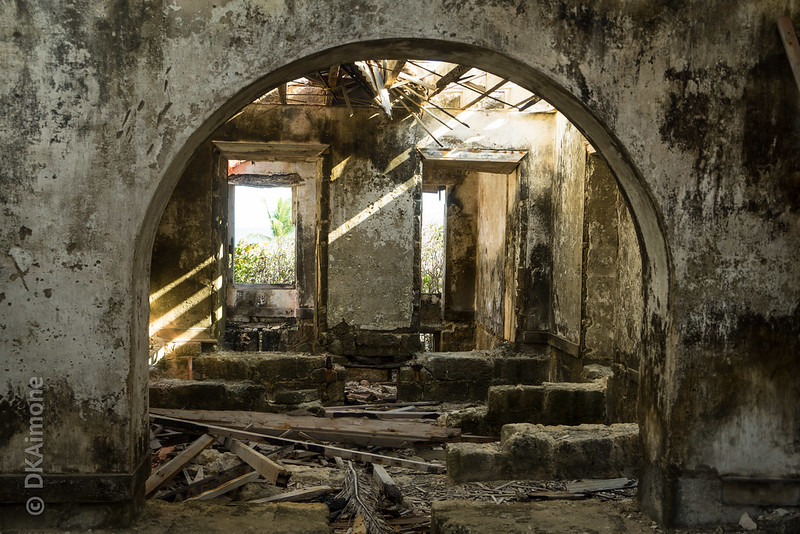Harrismith House Ruins