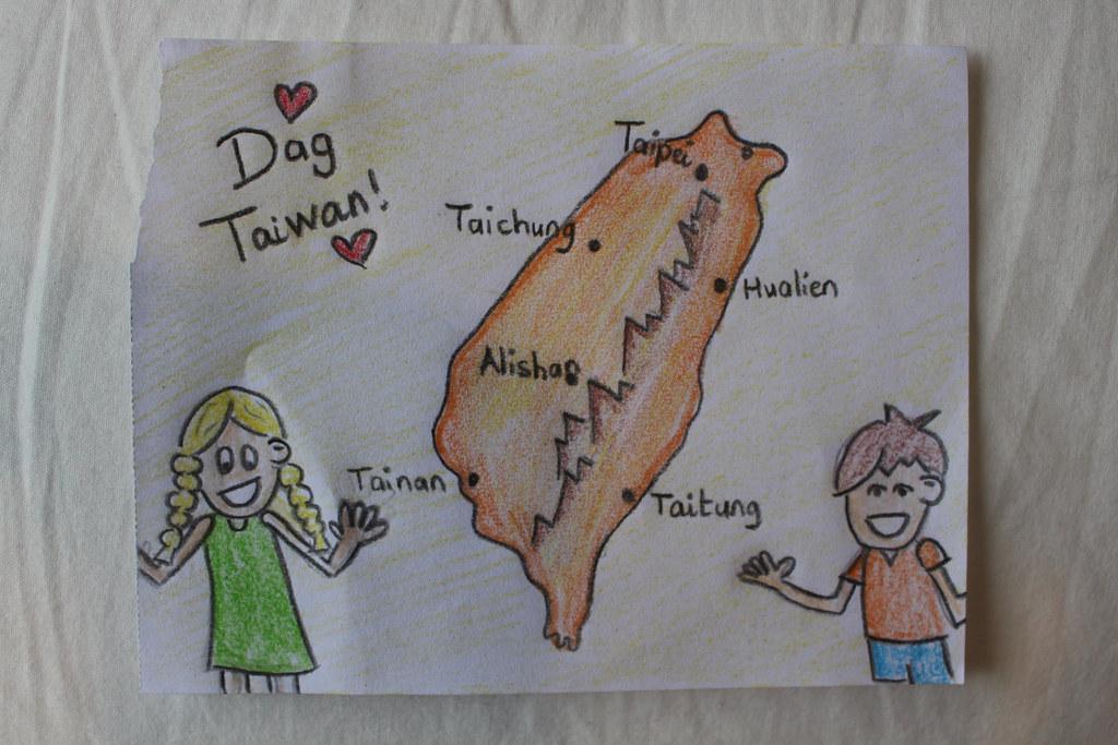 Onze Taiwantrip!