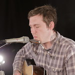 Wed, 09/03/2016 - 1:18pm - Brian Fallon  Live in Studio A, 3.9.2016 Photographer: Nick D'Agostino