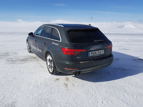 Audi A4 Avant 2.0 TDI Quattro | by AudiBloggen