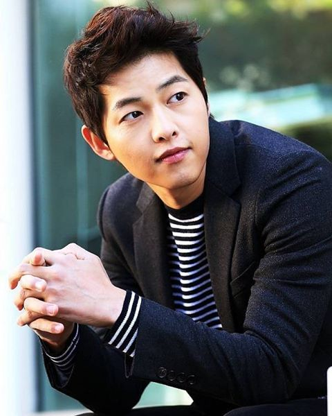 Oh my goodness I'm in love ????  #SongJoongKi #sohandsome