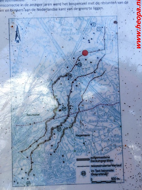 2016-04-30   Lentetocht  (klim) wandeling 40 Km  (96)