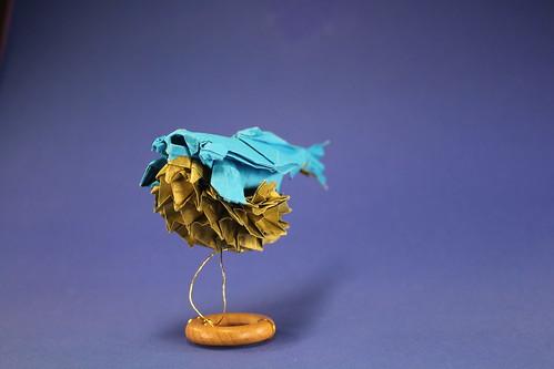 Jang Yong-Ik - Puffer Fish | by origami_8