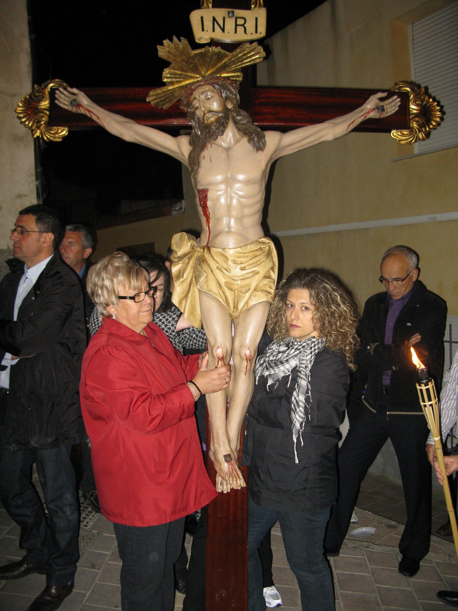 (2011-04-15) - II Vía Crucis nocturno -  Antonio Verdú Navarro (37)