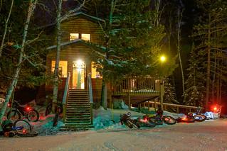 Cedar Cabin   by bjornery