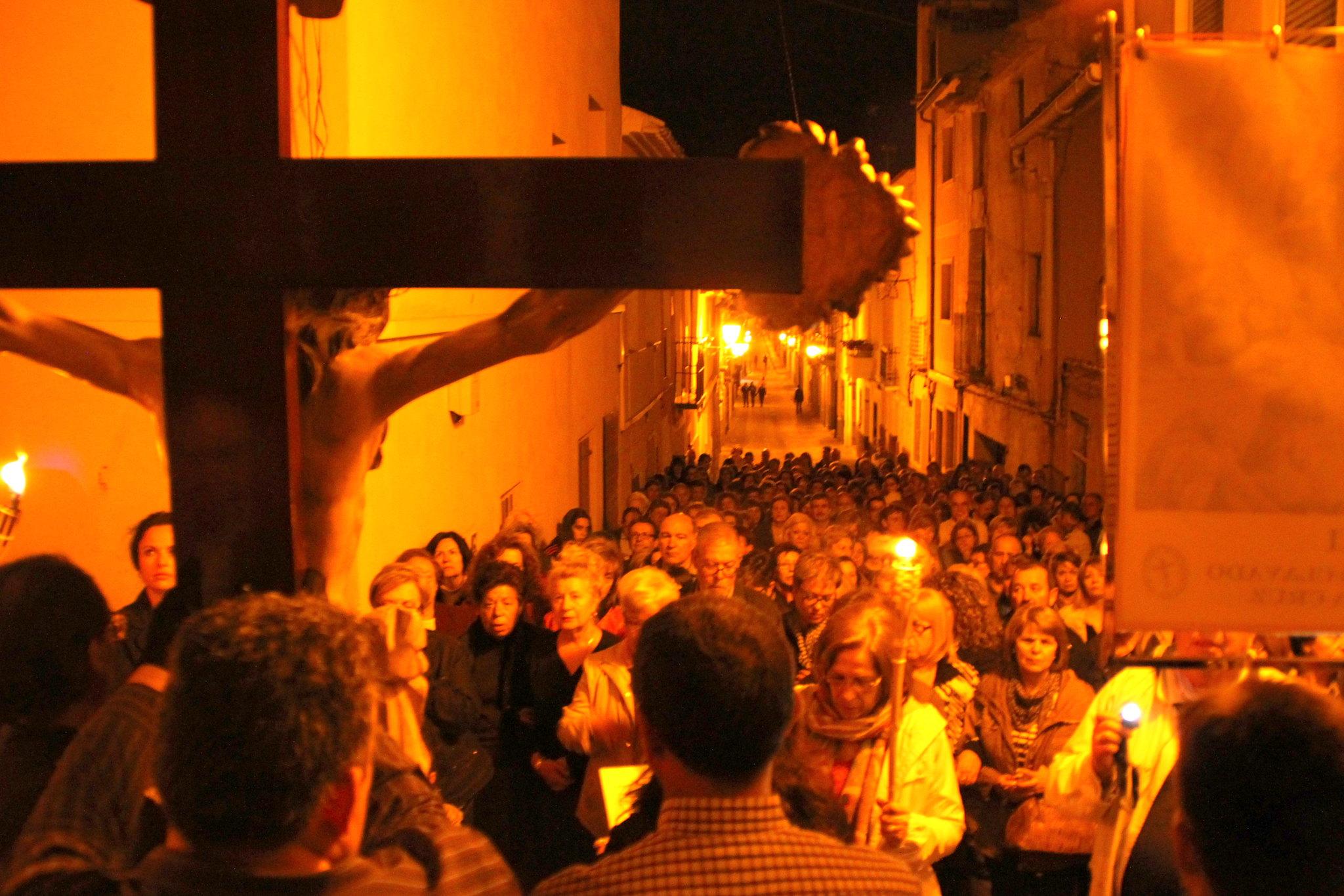 (2014-04-01) -  V Vía Crucis nocturno - Javier Romero Ripoll (142)