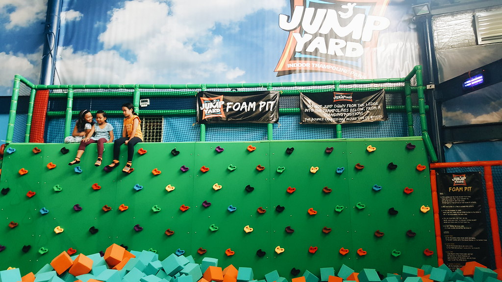 Jump Yard Philippines Foam Pit Earth Rullan Flickr