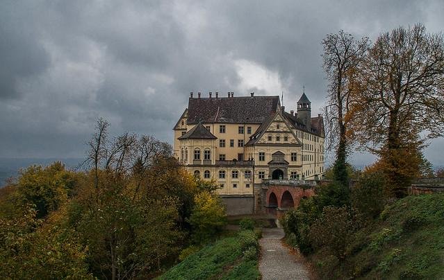 Heiligenberg Castle near Lake Constance