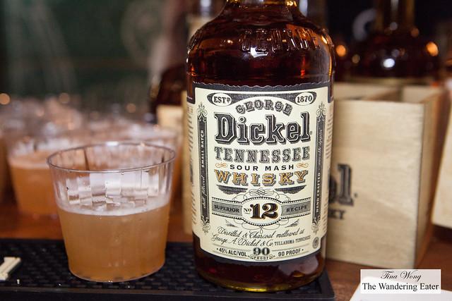 George Dickel Sour Mash Whiskey