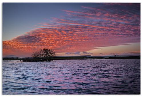 sky water sunrise yorkshire ngc redsky keighley d600 redcartarn nikkor1635mmf4 nikonfxshowcase