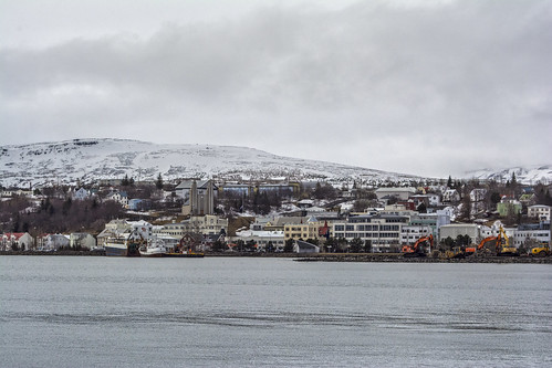 Akureyri, Iceland 3.25.2016 | by MBA-Photography