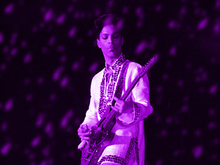 Prince, Purple Rain   by Beverly & Pack