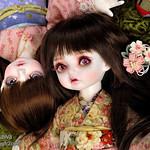 Rose(薔) - Ikkinzome(一斤染) / Usubeni(薄紅)