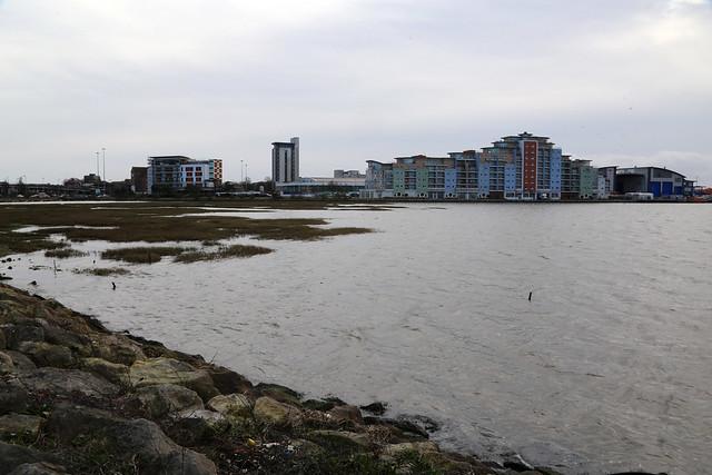 Holes Bay near Poole centre