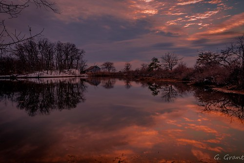 sunset sky lake beautiful clouds landscape photography mood dusk connecticut tranquility wideangle passion d750 tranquil hdr landscapephotography tamron1735mm greenwichct neutraldensity