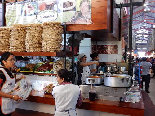 Oaxaca - Mercado 20 de Noviembre