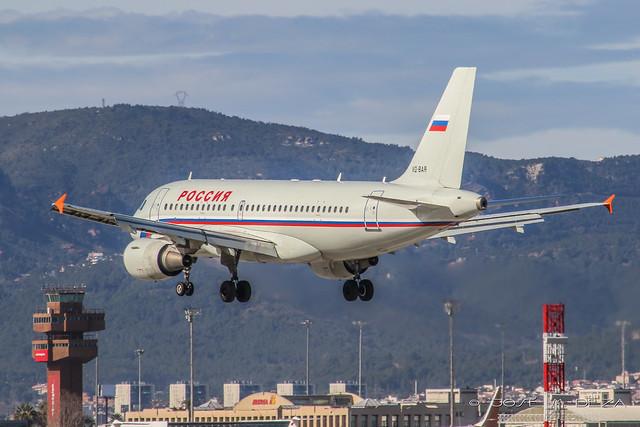 Rossia A319-111