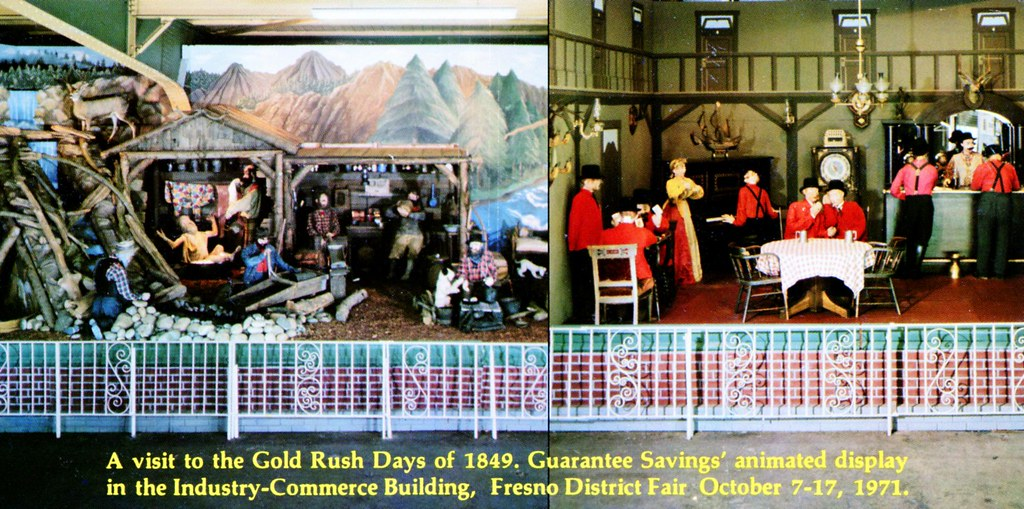 Guarantee Savings' animated display Fresno CA