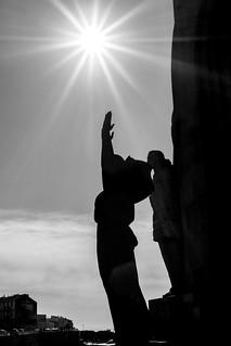 statue monument armée d'orient   by Bernard Ddd