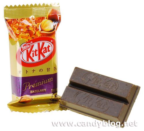KitKat Premium Hazelnut   by cybele-