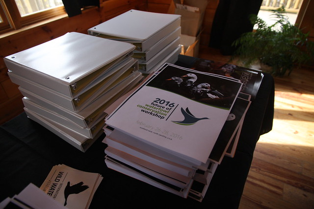 Harteman Wildfowl - Future of Waterfowl Conservation Workshop 2016