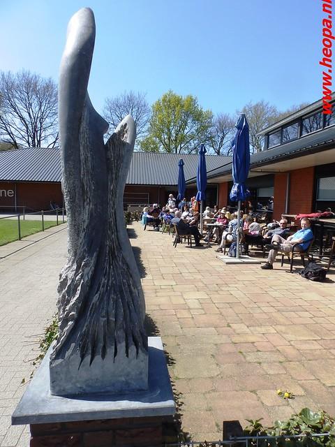 2016-04-20 Schaijk 25 Km   Foto's van Heopa   (105)
