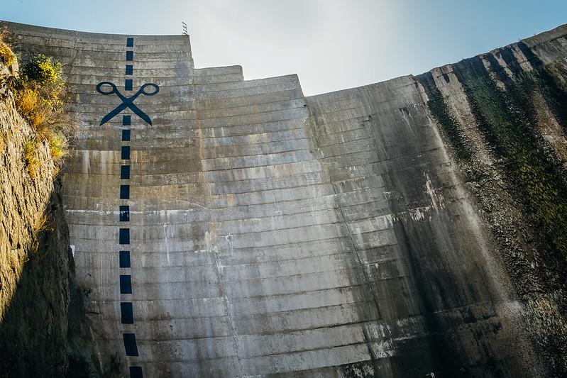 Matilija Dam near Ojai, CA