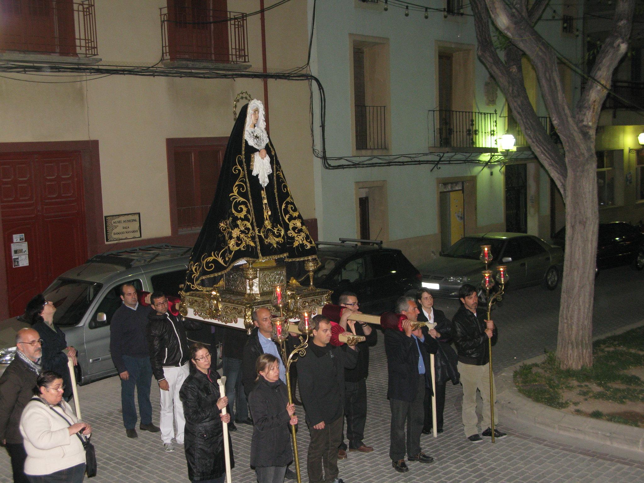 (2011-04-15) - II Vía Crucis nocturno -  Antonio Verdú Navarro (24)