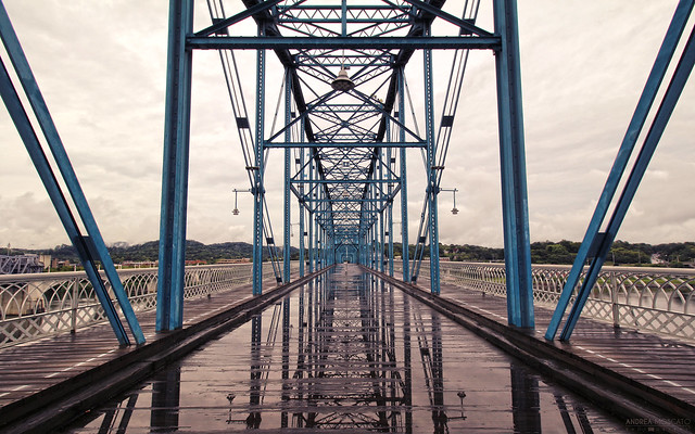 Walnut Street Bridge - Chattanooga, Tennessee