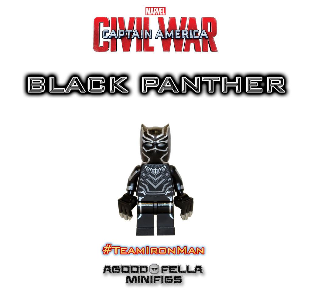 Black Panther [MCU] [Civil War] [MOD] | instagram: instagram