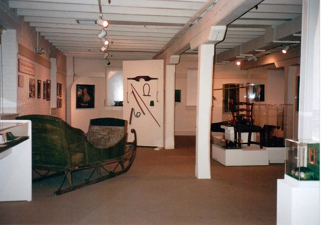 """West of the Blue Ridge"" Exhibit"