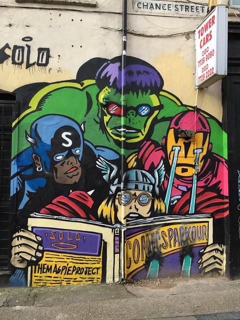 20/02 #Saturday #streetart